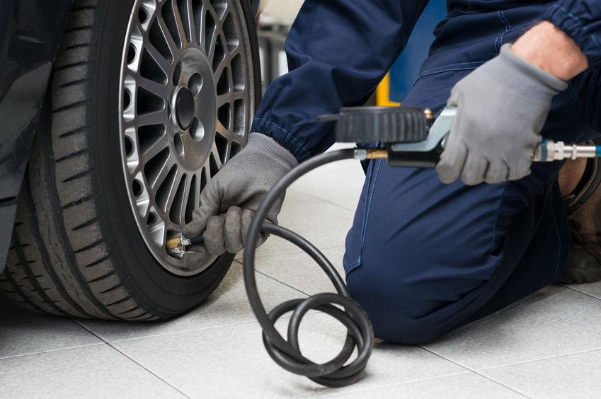 Tire Pressure Sensor Fault Check